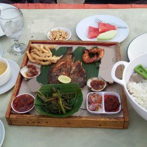 set menu jimbaran